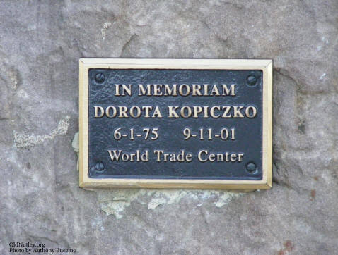 Dorota Kopiczko, killed in 9/11 attack at World Trade Center
